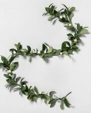 Hearth & Hand With Magnolia 6 Foot Thistle Forever Green Artificial Garland