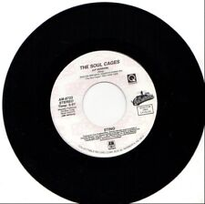 STING SOUL CAGES/WHY SHOULD I CRY FOR YOU 45RPM VINYL