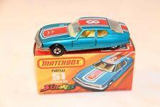 Matchbox 51 Citroen SM Streakers mint in box all original condition.