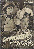 "IFB Illustrierte Film Bühne Nr. 927 "" Gangster der Prärie """