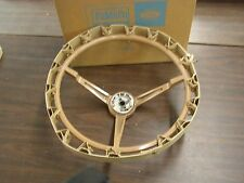 NOS OEM 1967 Ford Mustang Black Steering Wheel