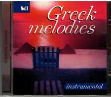 20 Greek Melodies Instrumental - Various / Greek Typical Music CD