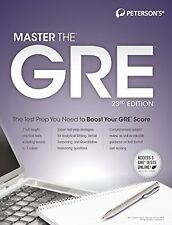 Master the GRE, 23rd Edition by Margaret Moran