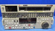 Sony DNW-75 Betacam SX Player/ Recorder w/ 11,497 tape