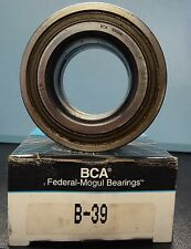 BRAND NEW FEDERAL MOGUL FRONT WHEEL BEARING B39 FITS VEHICLES LISTED ON CHART