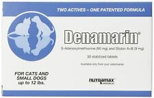 Nutramax Denamarin Tablets for Cats and Dogs