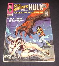 Tales to Astonish #80 G-   Sub-Mariner / Hulk