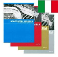 MANUALE OFFICINA HARLEY DAVIDSON IN ITALIANO RIPARAZIONE SERRAGGI INVIO CD HD
