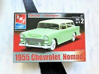 1955 Chevy Nomad - 1:25 Scale Model Car Kit | AMT ERTL Vintage Kit