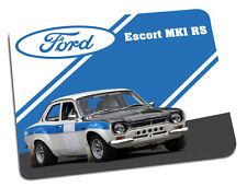 Ford Escort RS Mark 1 Rally Car - Mouse Mat
