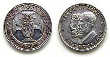 Medaglia Vasco De Gama - Luiz De Camòes 4° Centenario Da Descoberta Da India