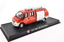 Fire Engine France 2002 VPI Fiat Ducato metal 1/57 Fire Vehicle Model car