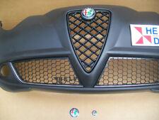 """Mascherina Scudo Griglia Alfa Romeo MiTo """"Quadrifoglio"""" con 3 fregi CLASSIC"""