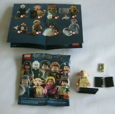Harry Potter Fantastic Beasts No 10 Dobby the Elf Lego 71022 Minifigure