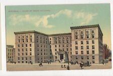 Montreal Board Of Trade Building Vintage Postcard Canada 516a