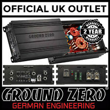 Ground Zero Hydrogen GZHA Minione 630 Watts MonoBlock Class D Car Amp Amplifier