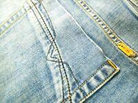*HOT AUTHENTIC Men's DIESEL @ IAKOP 807S Slim TAPERED STRETCH Denim Jeans 33 x32