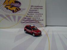 """Wiking 0920 04 # VW Tiguan in rot-weiß """" FEUERWHR """" 1:160 Spur N  Neuheit !!"""