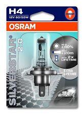 H4 Silver 2.0 Halogène Phares Lampe Made by OSRAM 64193sv2-01b NEUF + neuf dans sa boîte