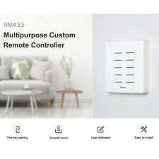 WiFi Button Switch Smart Socket Compatible with Alexa/Google Home App Control