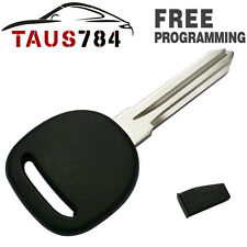 New Replacement Transponder Ignition Chip Blade Blank Key  US