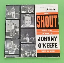 Johhny O'Keefe - Shout ‎- EP