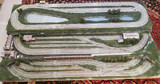 More details for n gauge layout for dcc control. 6ft x 3ft. 3 levels, 6 loops no locos/controller