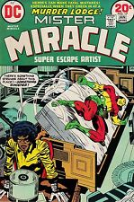 "Jack Kirby Mister Miracle Number 17 Dec-Jan 1973/1974 ""Murder Lodge"""