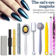 Nail Art Magnetic Stick Multi-function Magnet Board for Cat Eye UV Gel Polish