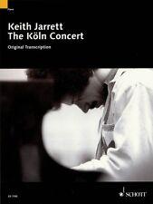 The Koln Concert Piano Solo Sheet Music Keith Jarrett 049007457