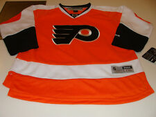 2011-12 Philadelphia Flyers Home  Hockey Jersey Child L/XL Reebok Youth NWT