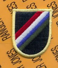 5th SOCCE Special Operations Cmd & Ctrl Element Airborne beret flash patch #2C
