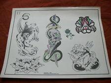 1984 Spaulding & Rogers Flash Art Mysticism Designs Page 17