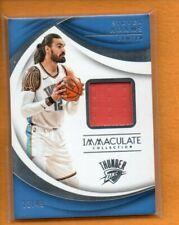 STEVEN ADAMS 2017-18 PANINI IMMACULATE SWATCHES JERSEY /49
