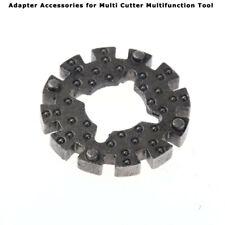 2 Stk oszillierende Multi Shank Universal Multimaster Power Sägeblätter Adapter