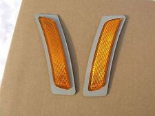 BMW 5 Series F10N Left & Right Front Bumper Reflectors 63147342094-3