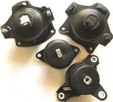 4PC MOTOR MOUNT FOR 2009-2010-2011-2012-2013-2014 ACURA TL 3.5L 3.7L  FAST SHIP