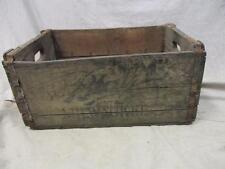 BLATZ MILWAUKEE Beer Crate - Vintage - AS IS