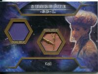 Stargate SG1 Season 9 Costume Card C14 Kali