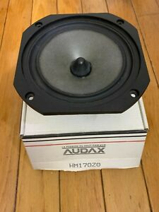 Used Audax HM170Z0 8 ohm driver