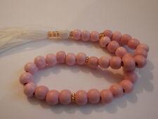 Prayer Beads 33 Misbaha Tasbih Tasbeeh Islamic Worry  Beads  Subha   WD