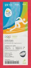Orig.Ticket  Olympische Spiele RIO DE JANEIRO 2016 - Leichtathletik 19.08. // A
