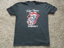 "Souplefly Fly Fishing Co. ""Tasty Stones"" Tee Shirt, Size XL"