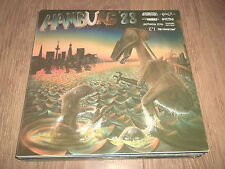 "V/A "" HAMBURG '88 "" HARDCORE ROCK VINYL LP EX/EX"