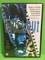 The Blackout (DVD) Matthew Modine, Claudia Schiffer, Dennis Hopper  NEW & SEALED