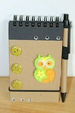 OWL NOTE BOOK