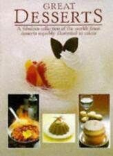 Great Desserts By Christian Teubner, Sybil Grafin Schonfeldt