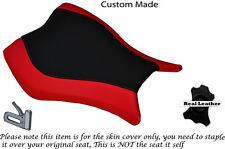 Rojo Y Negro Custom encaja Honda Cbr 1000 Rr ra 13-15 Fireblade delantera cubierta de asiento