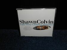 CD Single - Shawn Colvin With Mary Chapin Carpenter - One Cool Remove