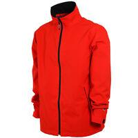 ADIDAS Mens 2019 Snowboarding Snow - Civilian Jacket - Hi-Res Red / Black